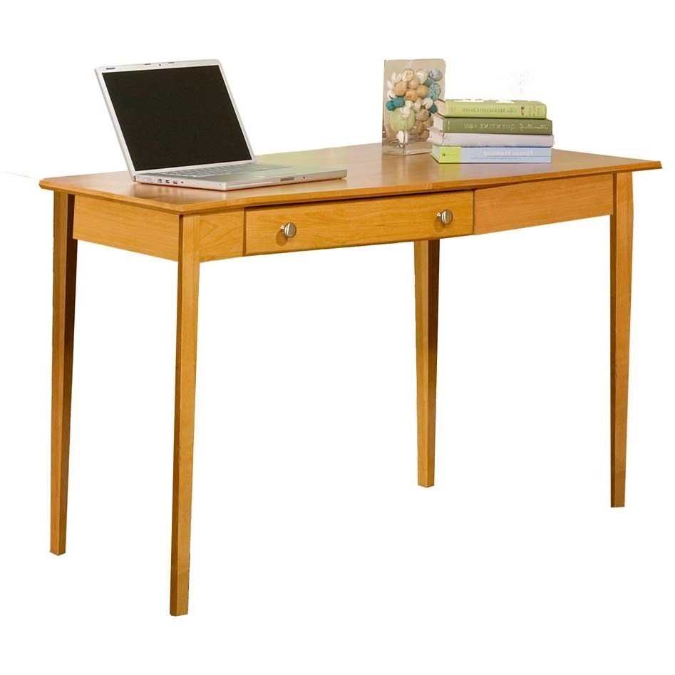 Table Desks Office On Archbold Furniture Alder Home Officeright Wedge Desk Office Right With Drawer